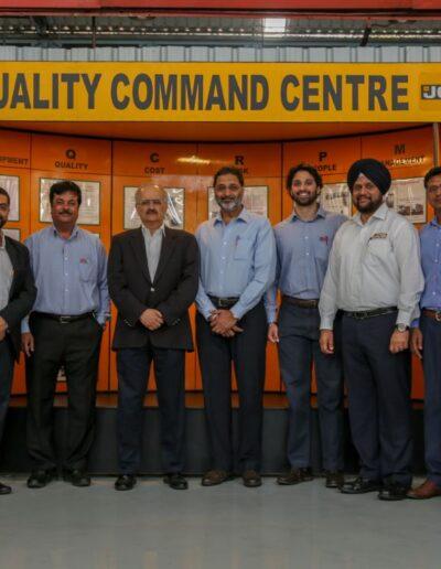 GNA Gears leadership group photo