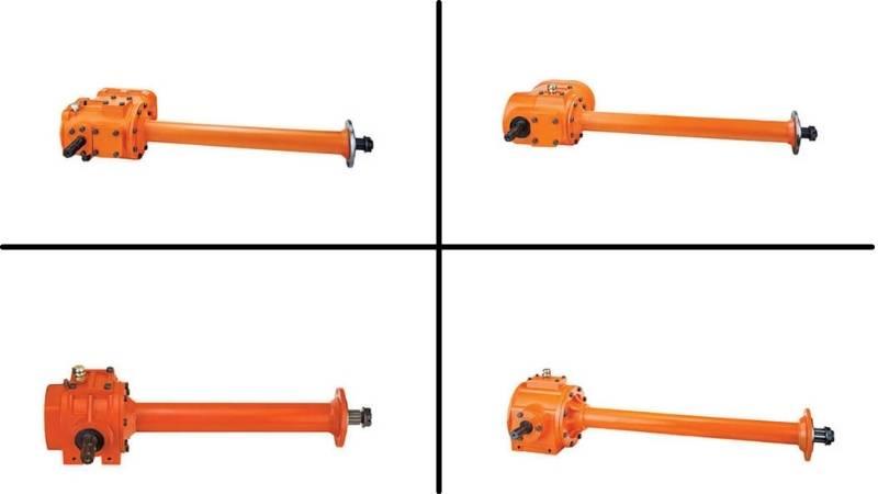Rotavator Gear Box Manufacturers in India